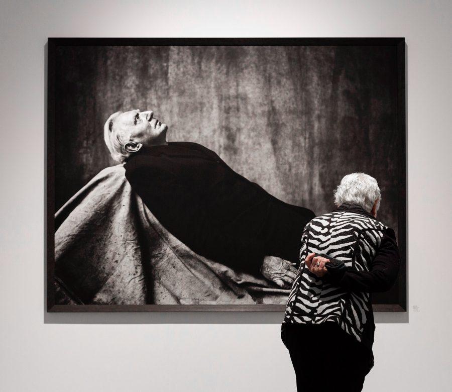Jan-Decleir-Stephan-Vanfleteren-present-fomu-photographer-9288